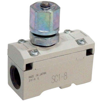 Speed Controller Intermediate Caliber Type Sc1 Series