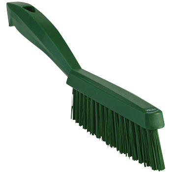 Narrow Hand Brush With Short Handle
