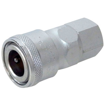 Hi Coupler Socket, for Male Screw Install