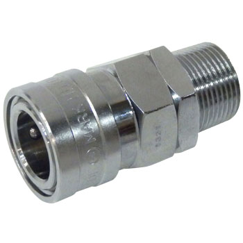 Hi Coupler Socket, for Female Screw Install
