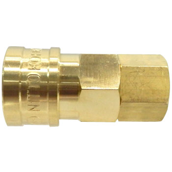 Hi Cupla Socket, For Mounting Male ThreadBrass
