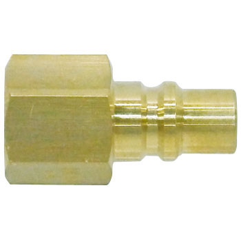 Mold Coupler Plug, For Mounting Male Thread