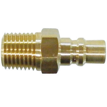 Die Coupler Plug, For Female Screw Installation