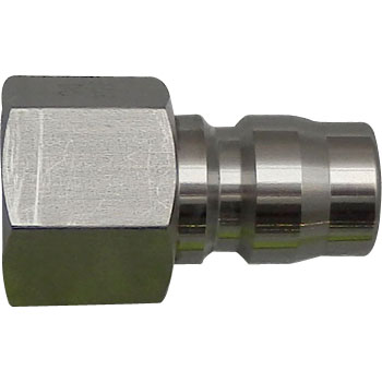 TSP Coupler Plug, for Male Screw Install