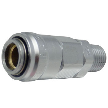Super Coupler Socket, for Female Screw Install