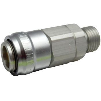 Super Coupler Socket, For Female Screw Installation < Parallel Thread >