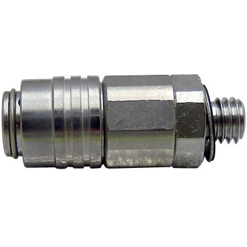 Super Coupler Socket, For Female Screw Installation