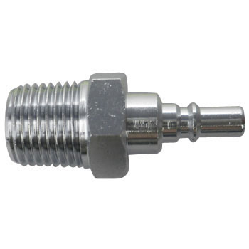 Micro Coupler Plug, For Mounting Female Thread