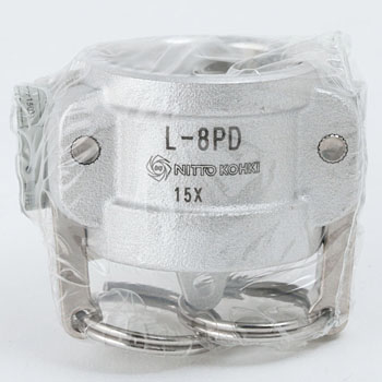Lever Lock Coupler Plug L-PD Type, Cap for Plug