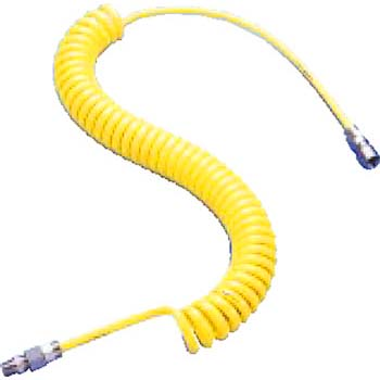 Coil Hose Tough Coil for Spatter