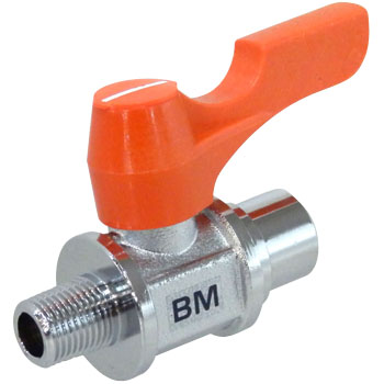 Aceball Straight Type Inside and Outside Screw Type