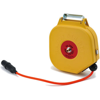 Handy Air Reel, Small Sized, Automatic Stopper