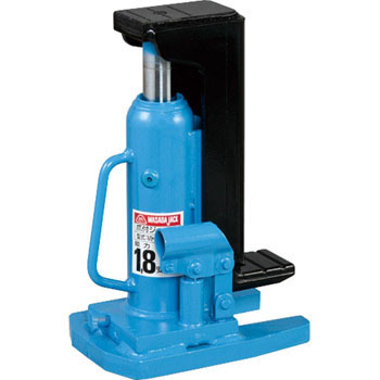 Hydraulic Jack With A Claw