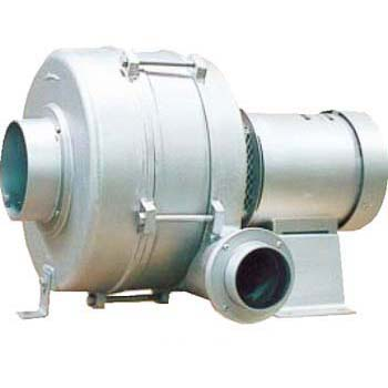 Multi-stage turbo-type electric blower
