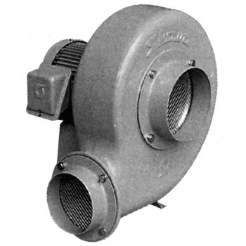 Electric blower low noise series (air foil)