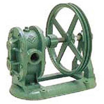 Gear pump (V pulley type)