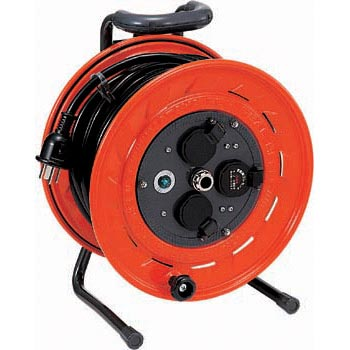 Three-phase 200 V type code reel standard type [with ground]