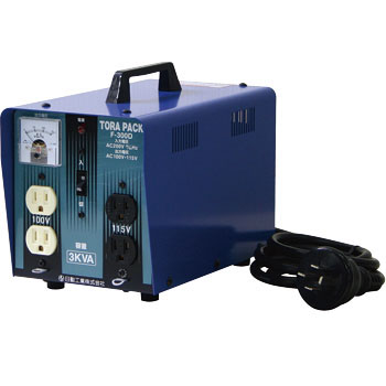 Voltage Inverter, NEW TORA PACK, Step Down Transformer