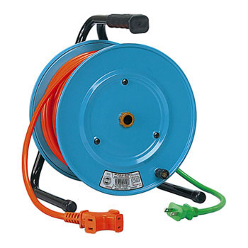Single phase 100V Popular Outlet Cord Reel