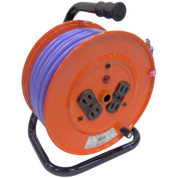Indoor Single Phase 100V Popular Outlet Cord Reel