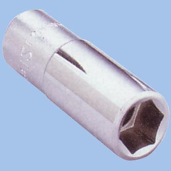 Deep socket (six angles)