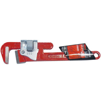 Pipe wrench (strong type)