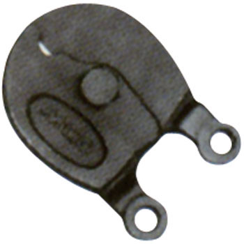 Replacement blade for wire rope cutter