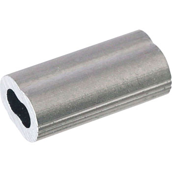 Arm Oval Sleeve, Aluminum