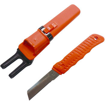 Denkomac (knife for electric works)