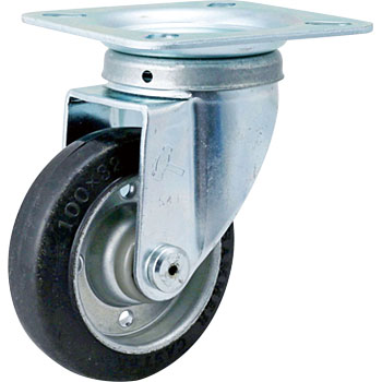 400S Swivel Caster, Griddle Wheel Rubber Winding Wheel,