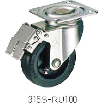 Stainless Steel 315S And Swivel Caster, Nylon Wheel, Rubber Wheel, With A Stopper