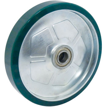 Wheel, Urethane Wheel, With A Bearing Retainer