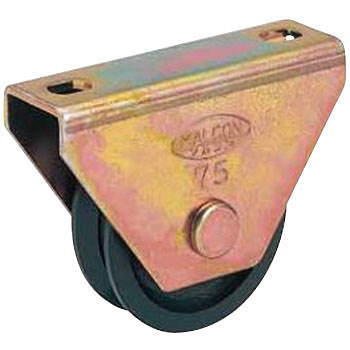 Heavy Duty V Grooved Caster With Frames C-2350 MARCON