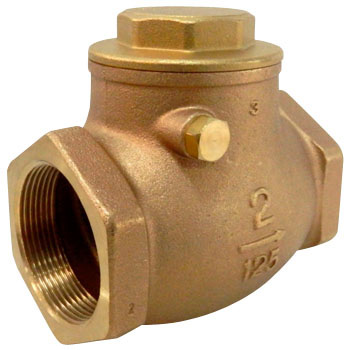 Bronze Made Swing Check Valves 115 Model, R Series,