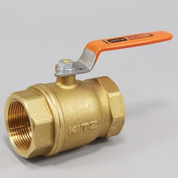 400 Type  Brass Ball Valves, Standard Bore, T Series