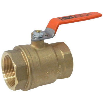 400 Type Brass Ball Valves, Standard Bore, Th Series