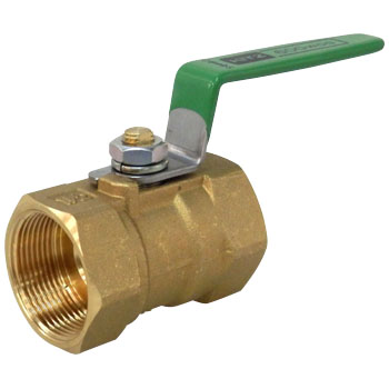 600 Type Product Ball Valve, Reduced Bore, Tk Series Made From Brass