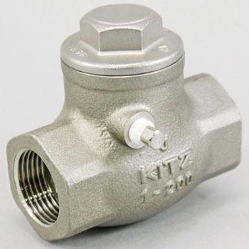 Stainless Steel Swing Check Valves 10 K, Uo Series,