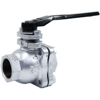 10K Cast Iron,Ball Valves, Full Bore,Screwed Ends,10FCT Series