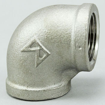 Elbow Screw Pipe Fitting