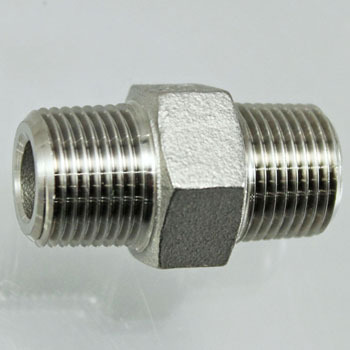 Embedded Type Hexal Nipple Screw Fittings