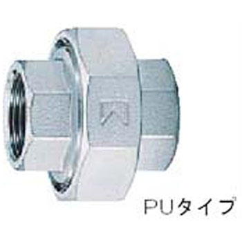 Embedded Type Union Screw Fitting