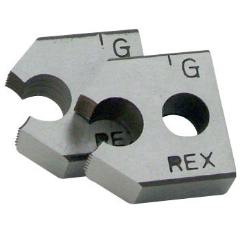 Replacement blade 2RG chaser