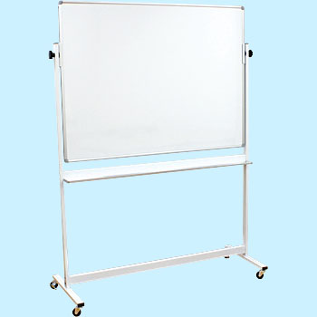 Whiteboard with 4 Casters