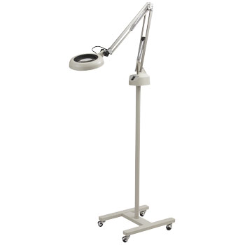 LED lighting magnifier(with circular-line lamp)