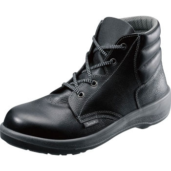 Safety Footwear Laced Shoes