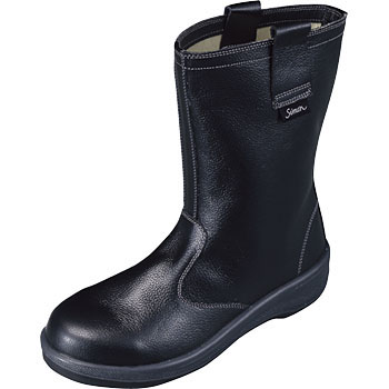 Jis Compliant Half Boots 7544, Bottom 2 Layers