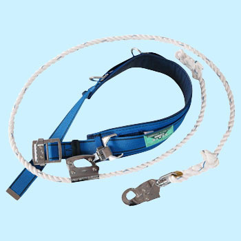 C Class Safety Belt, U Shape Only), Cremona Rope
