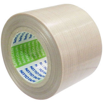 "Fluoroplastic-impregnated Glass-cloth Adhesive Tape, ""NITOFLON No.973UL-S"""