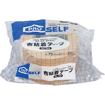 No.750 Cloth Adhesive Tape